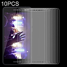 10 PCS  9H 2.5D Tempered Glass Film for Nokia 2.1