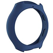 Silicon Slim Watch Case Cover For Samsung Galaxy Gear S2 SM-R720 SM-R730 -Blue