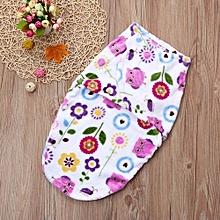 Newborn Infant Baby Kids Swaddle Soft Sleeping Blanket Wrap Sleeping Bag
