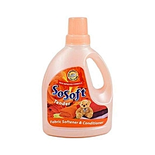 Fabric Softener - Tender - 750ml