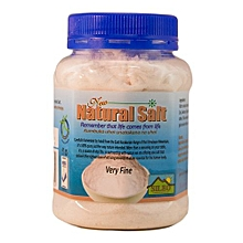 Extra Fine Natural Salt Jar 500g