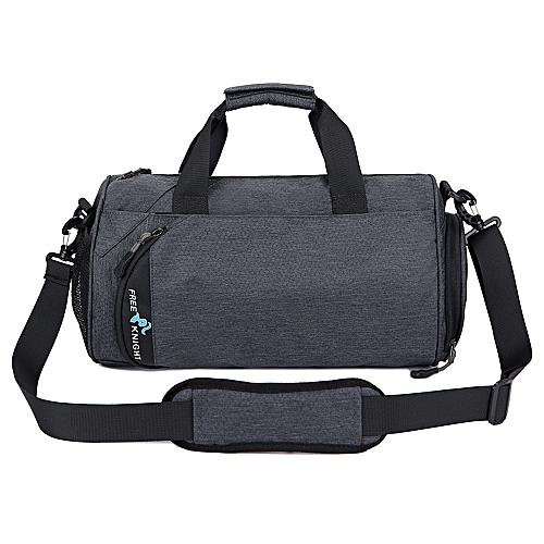 Free Knight Travel Bag Duffel Bag for Women   Men Shoulder Bag Handbag  Weekend Bag for Luggage Gym Sports 4e20d1cac