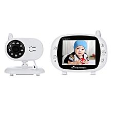 3.5 Inch Video Baby Monitor 欧规 - White
