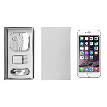 Refurb Apple IPhone 6 16G Memory Size Smart Phone Without Fingerprints-silver