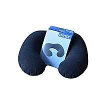 Inflatable Travel Pillow Neck U Rest Air Cushion