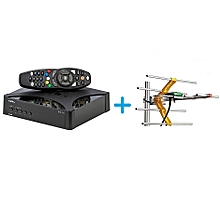 Go TV Digital Terrestrial Decoder - Plus Free Go Tv Aerial