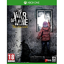 XBOX 1 Game This War Of Mine the Little Ones
