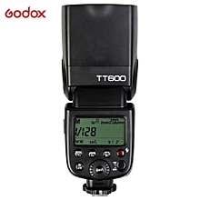 TT600 2.4G Wireless Hot Shoe Camera Flash Speedlight-BLACK