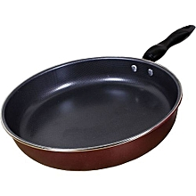 Frying Pan - 26cm - Maroon