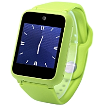 KENXINDA S9 1.54 inch Smartwatch Phone Bluetooth Built-in Camera Music Playing FM GREEN