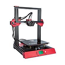 TEVO® 50% Prebuilt Flash 3D Printer Kit 235*235*250 Printing Size EU PLUG