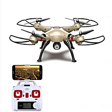 Syma X8HW WIFI FPV With 1MP HD Camera 2.4G 4CH 6Axis Altitude Hold RC Quadcopter RTF-MODE 2