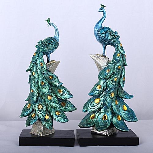 Pea Resin Ornament Figurine Statue Sculpture Home Hotel Office Decor Gift Large