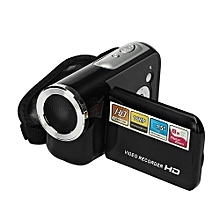 1.5 Inch TFT 16MP 8X Digital Zoom Video Camcorder Camera DV-Black