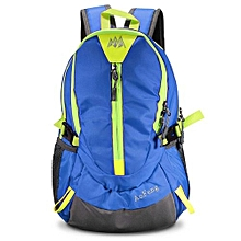 Sport Hiking Travel Backpack Rucksack Outdoor Camping Daypack School Bag Pack Blue