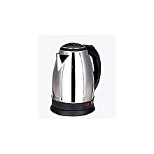 Electric Kettle (Cordless) - 1.8 Litres - Silver