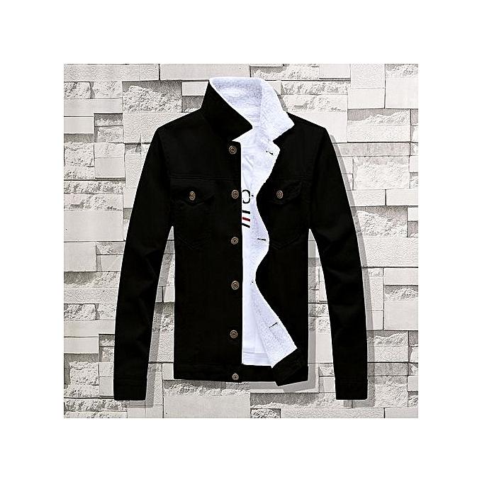 a9ba6e75cab Men's Coat 2018 New Autumn Korean Version, Fashionable And Relaxed, Smart  Jacket, Men's Coat, Baseball Suit.