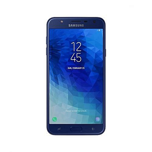 Galaxy J7 Duo (3GB,32GB ROM), 13MP + 5MP, 4G LTE, Android 8.0 Oreo, Dual Sim - Blue
