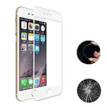 bluerdream-Explosion-proof Full Coverage Tempered Glass Film Protector For IPhone 6S-White