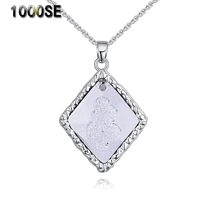 ef35cf271 Fashion 1000 se Austrian crystal necklace the adoption Swarovski ch ...