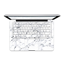 "Removable Keyboard Cover Full Body Sticker for Macbook 15 Pro Protect Skin"" Colorful"