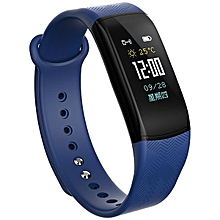 KALOAD B11 Smart Sports Bracelet Heart Rate Blood Pressure Monitor Waterproof Wrist Band#blue