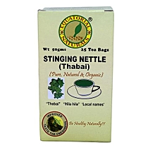 Natural Health Stinging Nettle Bags - 50g