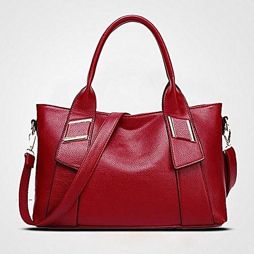 Top Handle Bags Soft Pu Women Bag Las Leather Handbags Tote Purse Handbag Sac