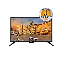 "VP-8824D - 24"" - Digital HD Ready LED TV - Black + FREE WALL BRACKET"