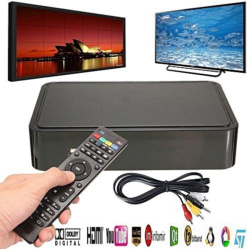 MAG 250 Multimedia Player Internet TV Set-top Box IPTV USB HDMI HDTV 1080P  AU