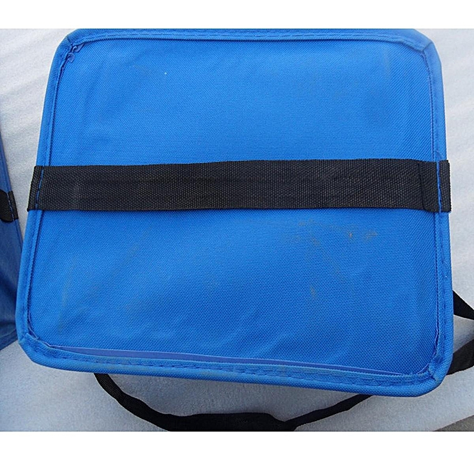 Portable Fishing Water Fish Box Bag Backpack Folding Tackle
