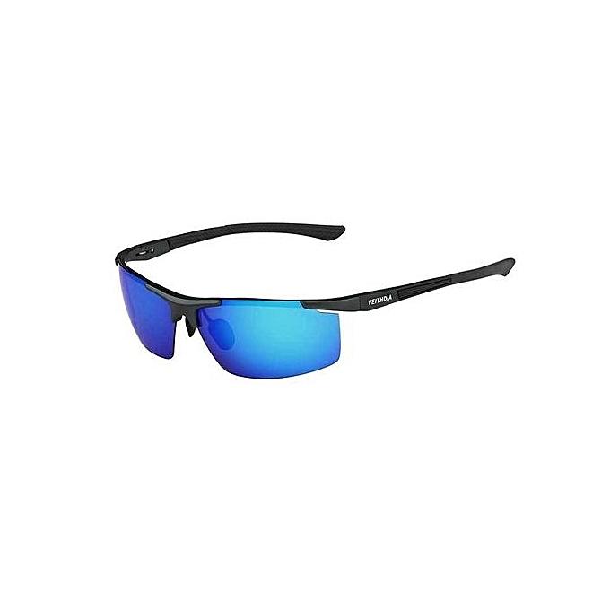 f688601e2a VEITHDIA Aluminum Magnesium Mens Sunglasses Polarized Coating Mirror Sun  Glasses Oculos Male Eyewear Accessories For Men