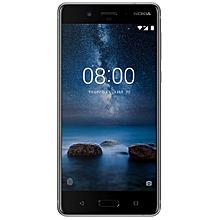 8 5.3-Inch (4GB,64GB ROM) Dual 13MP + 13MP, Android 7.1 Nougat Dual SIM 4G Smartphone - Silver