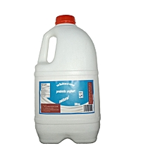 Natural probiotic yoghurt 2litres jerrycan(no sweeteners nor preservatives added)
