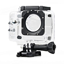 Transparent Underwater Waterproof Dive Housing Case Protection For SJ4000 DV Camera