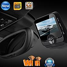 New 2.45'' Car DVR HD 1080P Vehicle Video Camera Recorder Dash Cam Wifi G-sensor