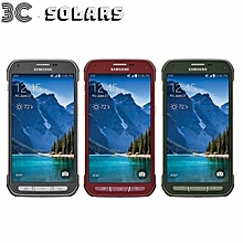 Galaxy S5 Active G870 Quad Core 2GB+16GB 5.1 Inch 16.0MP LTE Mobile Phone - Red
