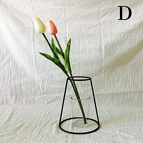 Buy Generic Iron Flower Gl Vase Planter Plant Pot Sconce Home Garden on vi flower, dz flower, uk flower, pa flower, sd flower, mn flower, na flower, ve flower, sc flower, ca flower, va flower, ls flower,