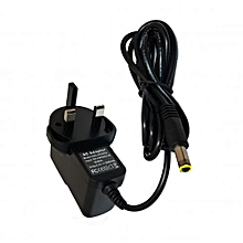 Android Box Universal 3 Pin Charger Adapter 5V 2A - Black