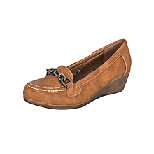 Camel Women's Office Shoes