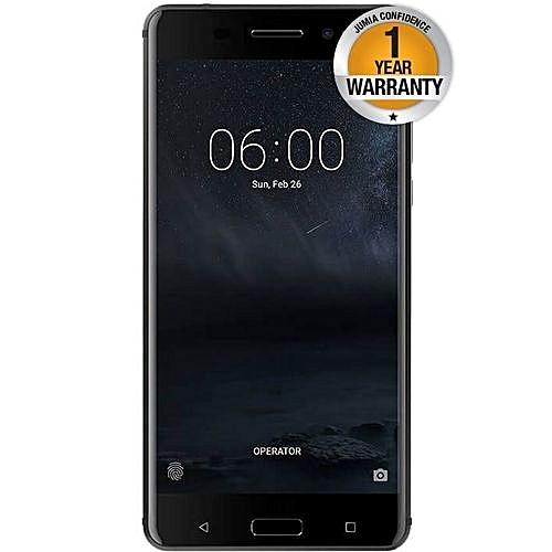 6 - 32GB (Dual SIM) - Matte Black