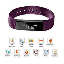 ID115 HR Smart Wristband Smartwatch Heart Rate Monitor Fitness Bracelet Smart Watches for iOS Android