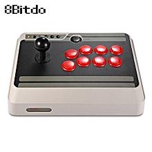 NES30 Customizable Bluetooth Arcade Game Stick_GRAY