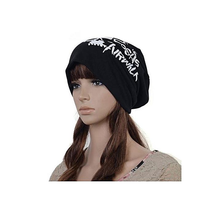 37470de4adf New Womens Mens Unisex Five Hip-Hop Baggy Beanie Cotton Blend Hats Cap