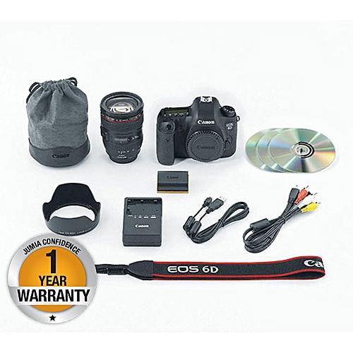 EOS 6d Kit