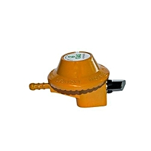 Kitchen Cooking Gas Regulator For 12KG Cylinder- Amber