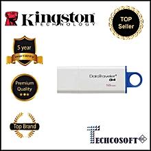 Kingston Data Traveler G4 USB 3.0 16GB (Blue) LJMALL