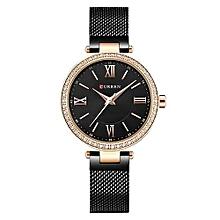 Women's Casual Fashion Quartz Lady Wrist Watch Modern Design Ladies Gift Women Simple Watch