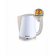 ST-EK0007 - Electric Kettle - 1.7L - 2200W - Beige.