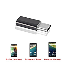 Fovibery 2x Micro USB To USB 3.1 Type-C USB Data Adapter For Oneplus Two 2
